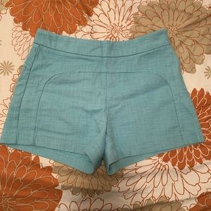 Forever 21 Teal Shorts - Small
